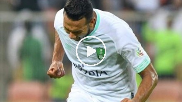 'Josef de Souza ilk golünü attı