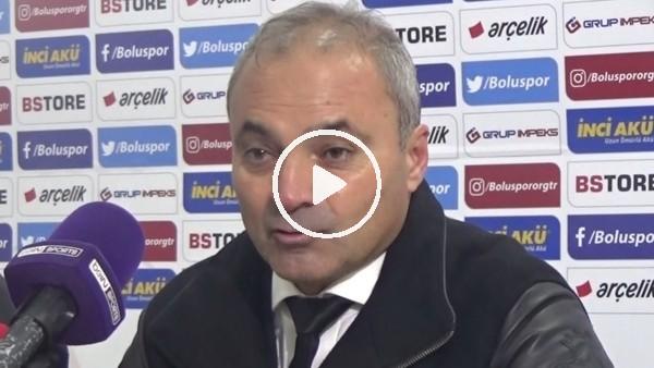 """Erkan Sözeri: """"Taktiksel açıdan önemli bir maçtı"""""""