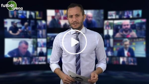 'FutbolArena akşam haberleri turu (23 Ekim 2018)