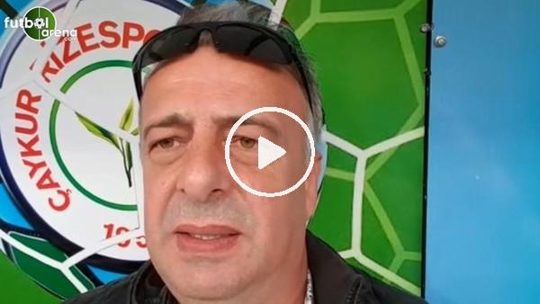 Çaykur Rizespor - Konyaspor maçından notlar