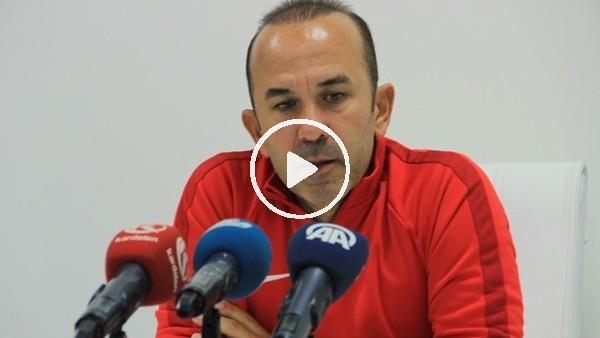 """'Mehmet Özdilek: """"Trabzonspor maçında tek düşüncemiz alacağımız puanlar"""""""