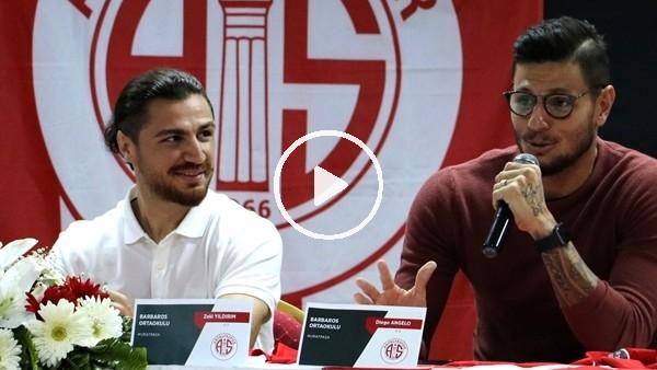 'Antalyaspor, öğrencilerle buluştu