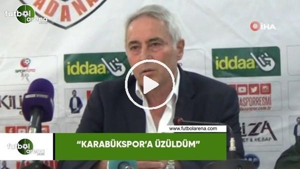 """'Coşkun Demirbakan: """"Karabükspor'a üzüldüm"""""""