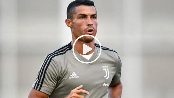 Cristiano Ronaldo'nun keyfi yerinde