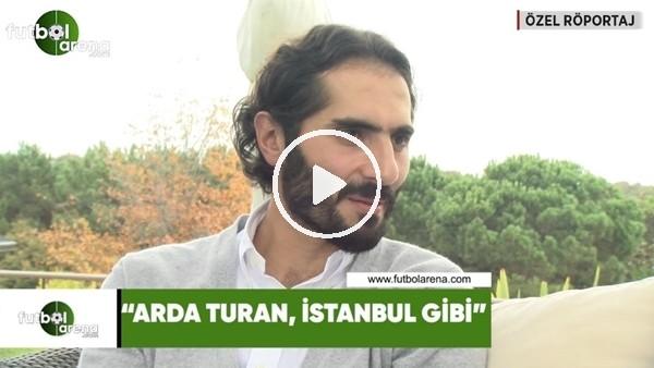 """'Hamit Altıntop: """"Arda Turan, İstanbul gibi"""""""