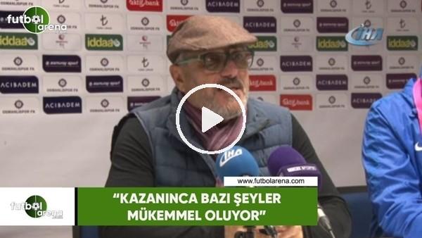 """'Mustafa Reşit Akçay: """"Kazanınca bazı şeyler mükemmel oluyor"""""""