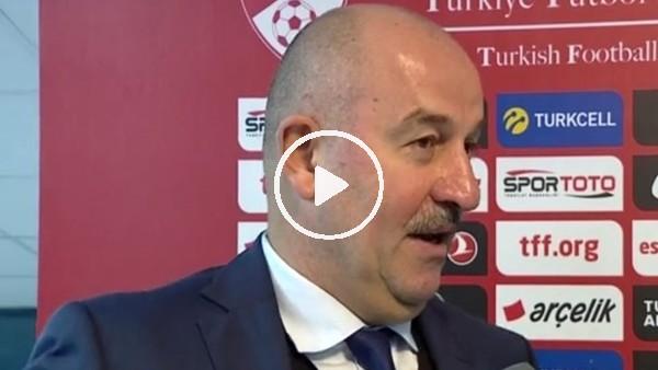 """'Cherchesov: """"Türkiye'nin zamana ihtiyacı var"""""""