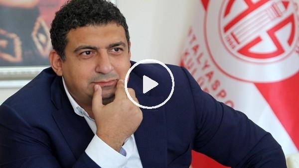 'Antalyaspor'a haciz şoku