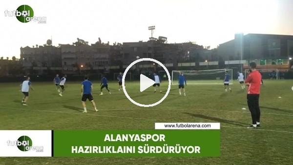 'Alanyaspor'u U21 teknik sorumlusu Mustafa Camunak çalıştırdı