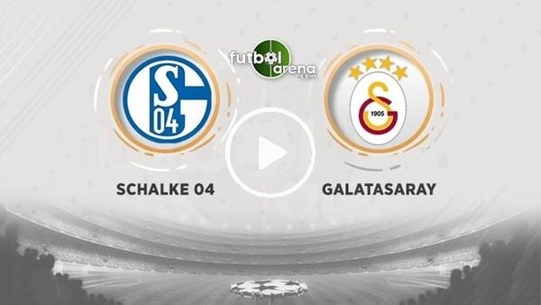 'FutbolArena TV'de Schalke - Galatasaray maçı sonrası değerlendirmeler