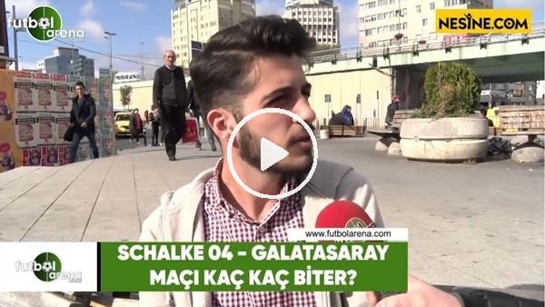 Schalke - Galatasaray maçı kaç kaç biter?