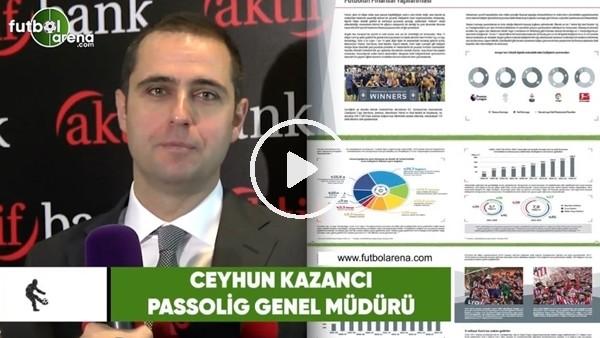 'EkoLig'in 3. futbol ekonomisi rapou açıklandı