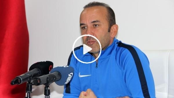 """Mehmet Özdilek: """"Milli takım arasına iyi girmek istiyoruz"""""""