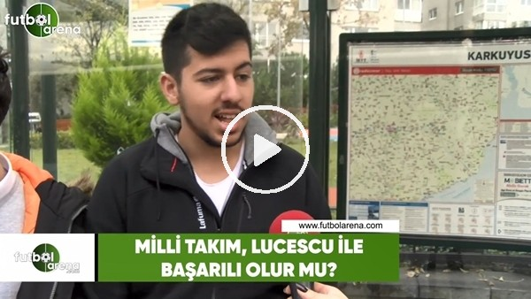 'Milli Takım, Lucescu ile başarılı olur mu?