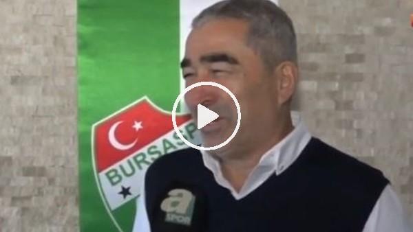 Samet Aybaba'dan esprili Milli Takım açıklaması