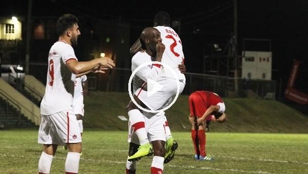 'Atiba attı, Kanada tek golle kazandı...