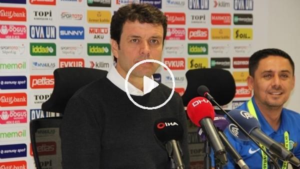 """Cihat Arslan: """"Golcülerimiz çok formda değildi"""""""