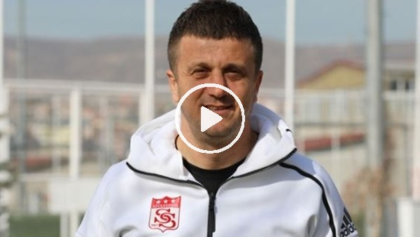'Sivasspor, Hakan Keleş'i böyle duyurdu