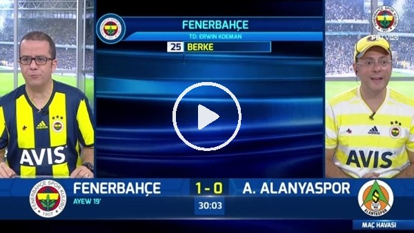 'Frey'in golünde FB TV spikerleri