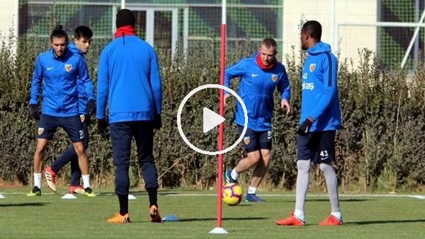 'Kayserispor, Alanyaspor maçı hazırlıklarına başladı
