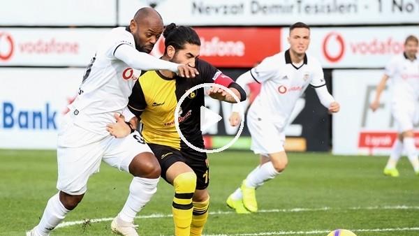 'Beşiktaş 2-1 İstanbulspor (Maç özeti ve golleri)