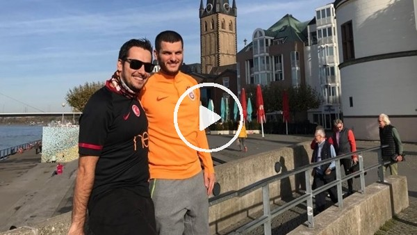 'Almanya'da Galatasaray coşkusu