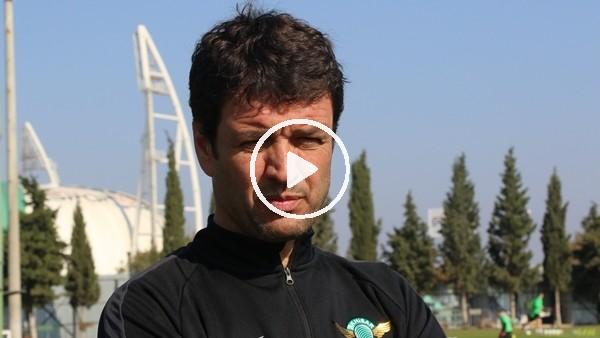 """'Cihat Arslan: """"Çok önemli bir rakibe karşı oynayacağız"""""""