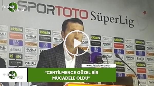 """'Bayram Bektaş: """"Centilmence güzel bir mücadele oldu"""""""
