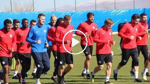 'Erzurumspor'da Akhisarspor maçı hazırlıkları