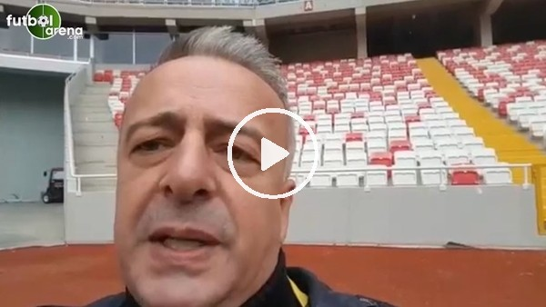 'Sivasspor - Çaykur Rizespor maçından notlar