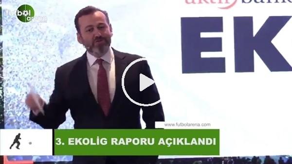 """'Aktif Bank Genel Müdürü Serdar Sümer: """"Sadece derbi maçları için kombine alıyorlar"""""""