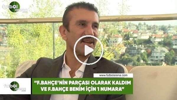 """'Rüştü Reçber: """"Fenerbahçe'nin parçası olarak kaldım ve Fenerbahçe benim için 1 numara"""""""