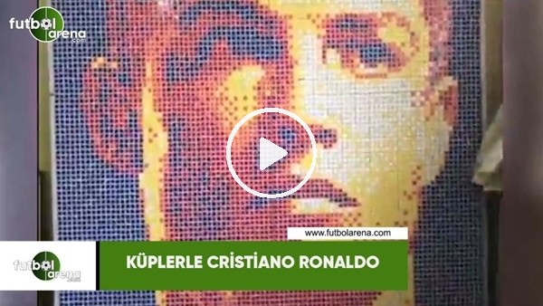 Küplerle Cristiano Ronaldo