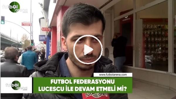 'TFF, Lucescu ile devam etmeli mi?