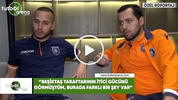 """'Kerim Frei: """"Beşiktaş taraftarının itici gücünü görmüştüm, burada farklı bir şey var"""""""