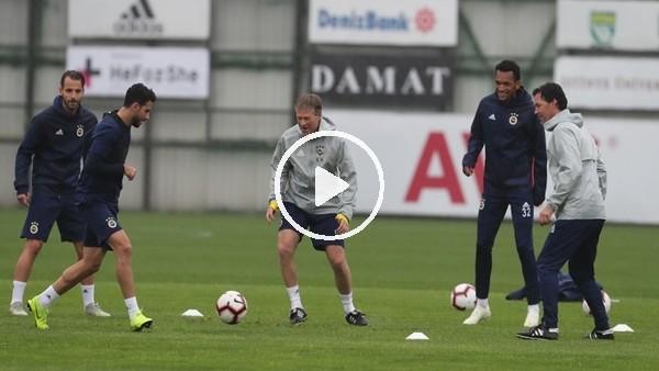 'Fenerbahçe, Trabzonspor maçı hazırlıklarına başladı