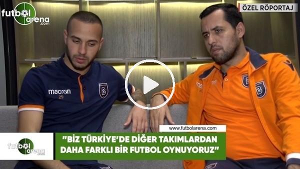 """'Kerim Frei: """"Biz Türkiye'de diğer takımlardan daha farklı bir futbol oynuyoruz"""""""