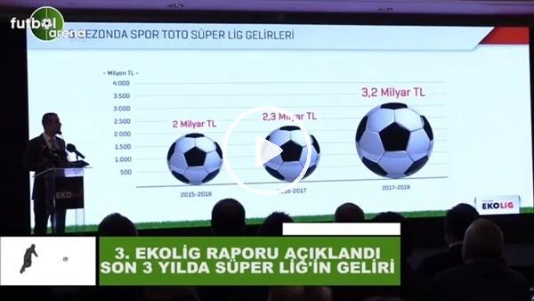 """'Ceyhun Kazancı: """"Süper Lig'in gelirleri geçen sezon 3,2 milyar TL'ye kadar artış gösterdi."""""""