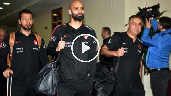 'A Milli Futbol Takımı, Antalya'da