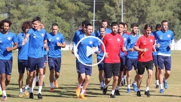 'Antalyaspor'da Akhisarspor maçı hazırlıkları
