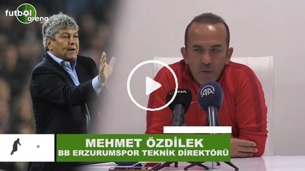 """'Mehmet Özdilek: """"Lucescu gitsin yerli hoca gelsin"""""""