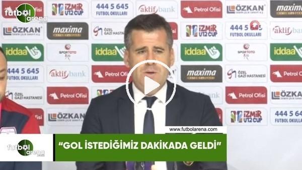 """'Hüseyin Eroğlu: """"Gol istediğimiz dakikada geldi"""""""
