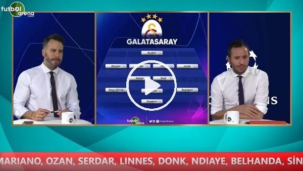 FutbolArena TV'de Schalke - Galatasaray maçına doğru