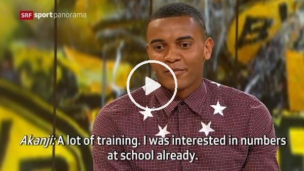 Borussia Dortmundlu oyuncu matematik dehası çıktı