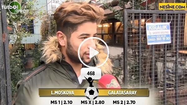 'Lokomotiv Moskova - Galatasaray maçı kaç kaç biter?