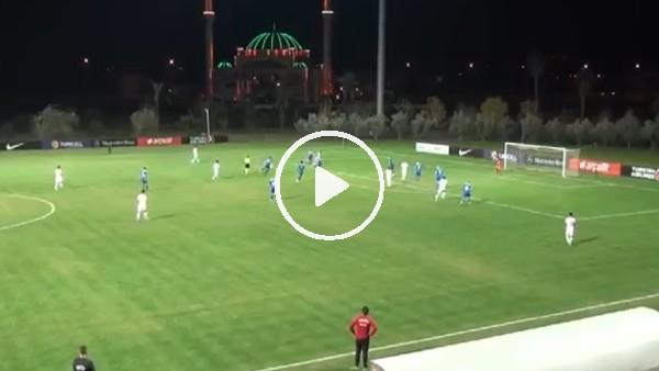 'Yunus Akgün'ün İzlanda U19 Takımına attığı gol