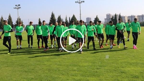 'Akhisarspor'da Sevilla maçı hazırlıkları