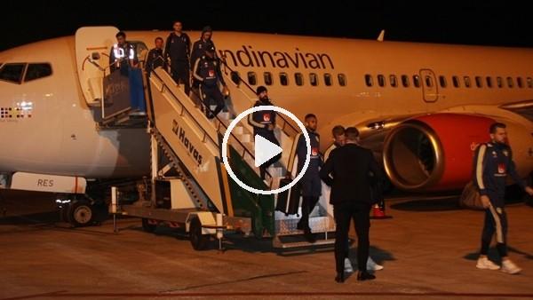 'İsveç Milli Takımı, Konya'ya geldi
