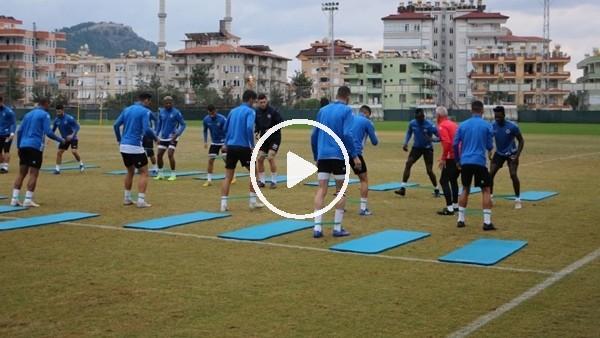 Alanyaspor'da Konyaspor maçı hazırlıkları