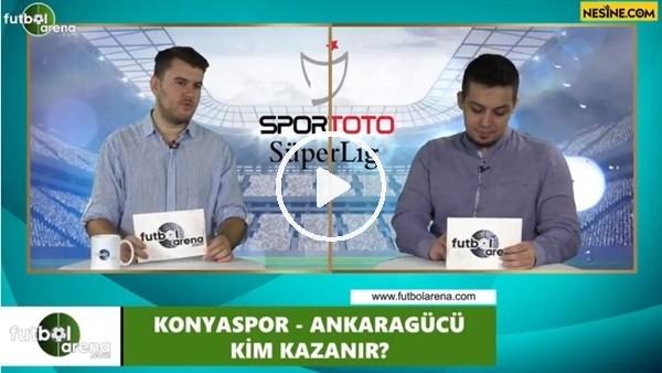 'Konyaspor - Ankaragücü maçını kim kazanır?